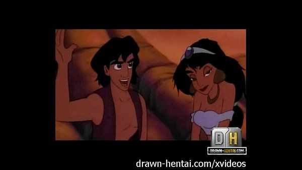 Aladdin Porn - Beach sex..