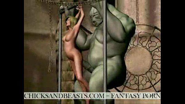 Fantasy Porn scenes - 1 min..