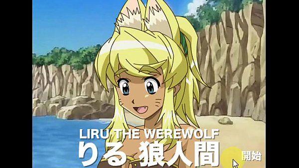 Liru the Werewolf - Adult..