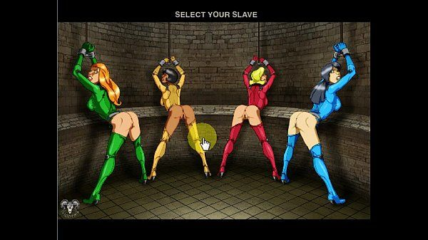 Captured Totally Spies..