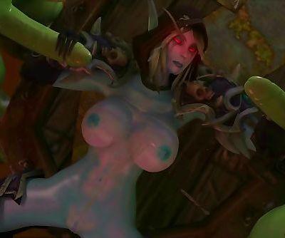 World of Warcraft - GFY..