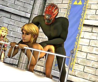 Sissy Link: Zeldas Private..