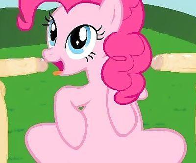 Pinkie Pie spreads happiness..