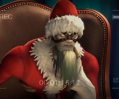 Christmas SFM - We wish You..