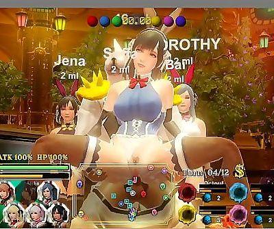 Rabbit Burn [Hentai Game..